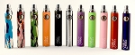 Aqua Smoke EVOD 900mAh Battery